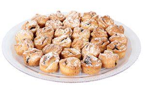 מגש עוגיות פריכות  30 יחידות